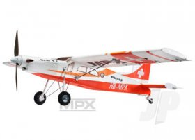 Multiplex Pilatus PC-6 Red with Brushless Motor