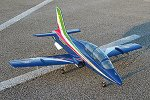 Mini MB339 EDF Frecce Tricolori 6S or Turbine P20