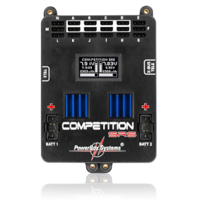 PowerBox Competition SRS With switch and Lead