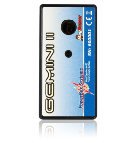 Powerbox Gemini 11 with Magnet