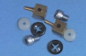 Screw-Lock Pushrod Connectors (Pk2) GREAT PLANES