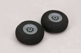 "Foam Wheel - 45mm/1-3/4"" (Pk2)"