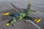 L39 Albatross EDF 6S or Turbine P20 Military