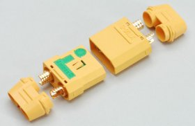XT90S Connector with Anti-Spark (1 Pair) ripmax