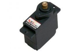 New Power XL-9HM micro/mini Servo metal gear
