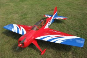Sebart Sukhoi 29S 50E V2 - Red/Blue