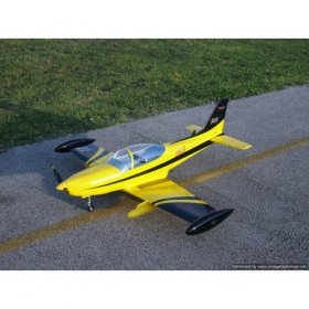 SF-260 50E [YELLOW/BLACK] Inc Retractable landing gear