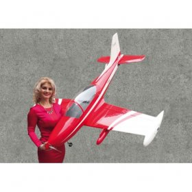 SF-260 50E [RED/WHITE] Inc Retractable landing gear