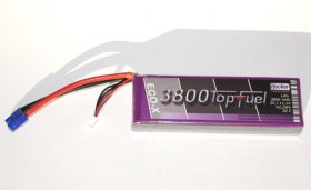 Hacker ECO-X 3 cell 20C 3800mah