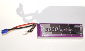 Hacker ECO-X 4 Cell 20C 3800mAh