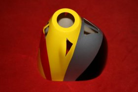 Sebart Wind S 50E Cowl (yellow)