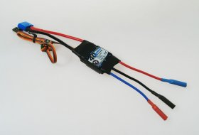 DualSky XC4018BA V2 40 Amp ESC (when there gone there gone)