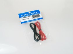 DualSky 20 AWG Silicon Wire 1M (Red/Black)