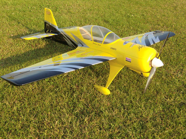 Sebart SU29 S 3D Monster LE - Yellow/Black - Click Image to Close
