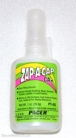 Zap green (meadium) 1.0oz